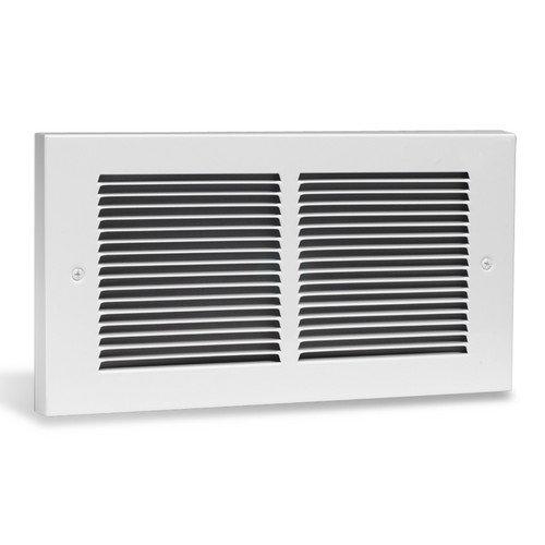 Cadet Register - Register Plus White Wall Fan Heater, 1500/1000/500 Watt (120V)