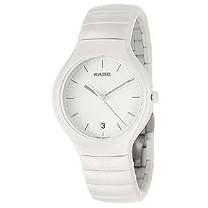 Rado R27695022 - Reloj de pulsera para Mujer, blanco