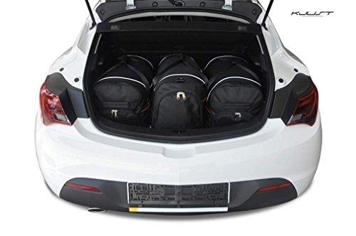 KJUST - AUTO TASCHEN AUF MASS OPEL ASTRA GTC, J, 2009- CAR FIT BAGS