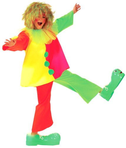 Costume Chuckles Clown The (Child Chuckles Clown Costume - Child)