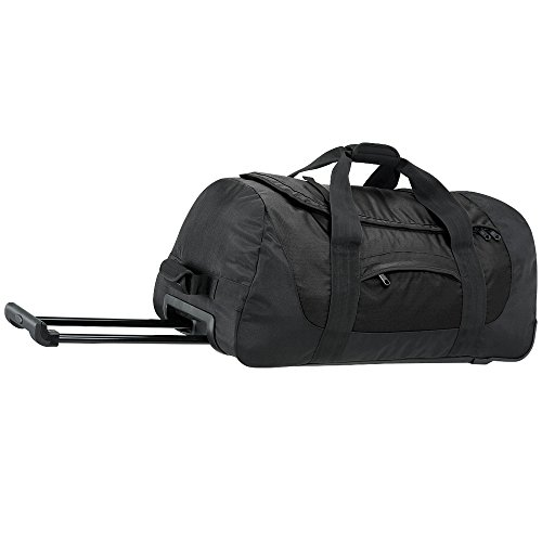 Quadra Vessel, team wheelie bag Black (Bag Wheelie Team)