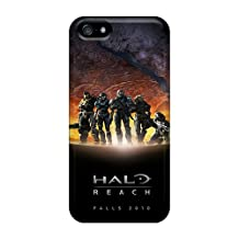 Anti-scratch And Shatterproof Halo Reach Phone Cases For Iphone 5/5s/ High Quality Cases