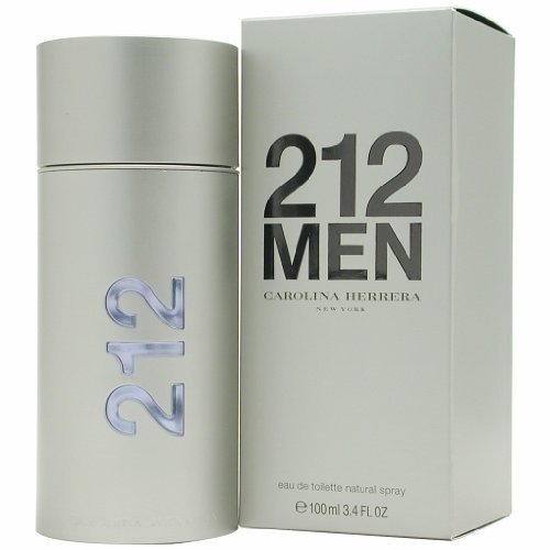 212 by Carolina Herrera EDT SPRAY 3.4 OZ ()