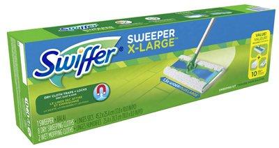 Swiffer Sweeper Xlarge Dry & Wet Mop Starter Kit