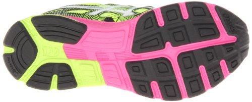 Asics - Zapatillas de running de sintético para mujer Amarillo Flash Yellow/White/Black Amarillo - amarillo