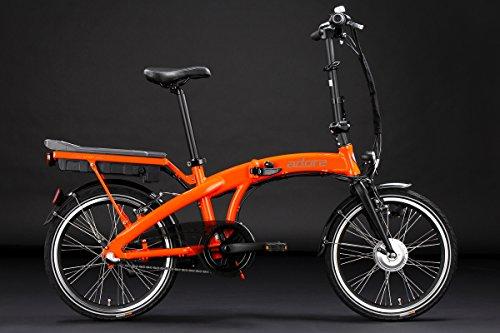 Alu Faltrad Pedelec ADORE Zero E-Bike 20