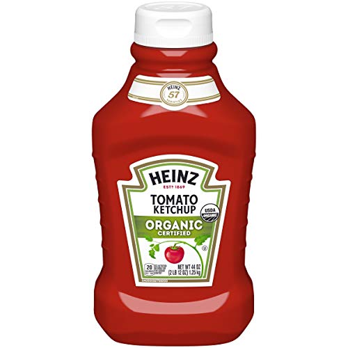 (Heinz Organic Tomato Ketchup (44 oz Bottles, Pack of 6))
