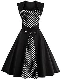 Amazon.com: Polka Dot - Dresses / Clothing: Clothing, Shoes & Jewelry