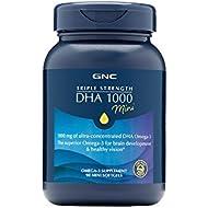 GNC Triple Strength DHA 1000 Mini