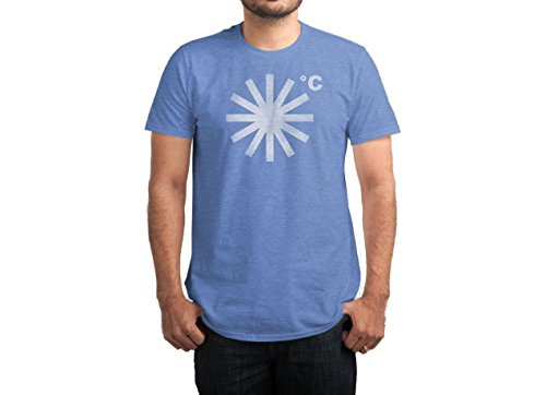 DDLI Men's It's Going To Snow Funny Tshirt (Its Snow)