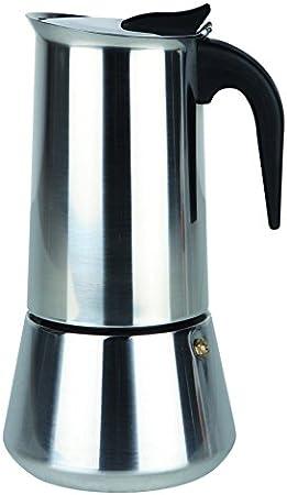 Orbegozo KFI 950 Cafetera, 9 Tazas, Acero inoxidable: Amazon.es: Hogar