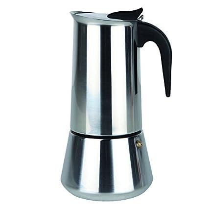 Orbegozo KFI 250 250-Cafetera de Acero Inoxidable, 2 Tazas: Amazon ...