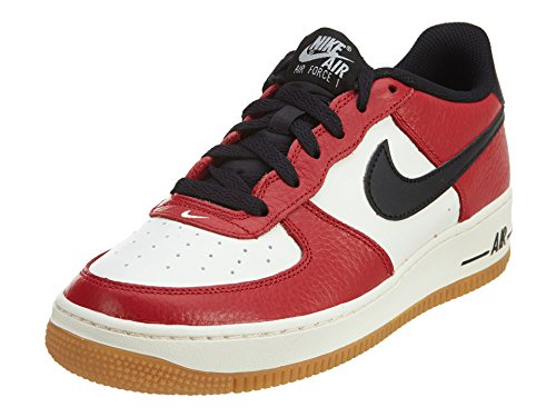 per Nike Red da Gym GS Bambini 1 Force Black Scarpe nbsp; Air Basket 8rp8xPSR