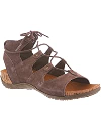 Bearpaw Women's Jodie Ghillie Gladiator Sandal