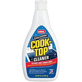 Amazon Com Whink Glass Ceramic Cooktop Cleaner 10 Ounce