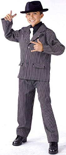 Child 20s Pinstripe Gangster Zoot Suit