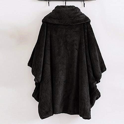 Moelleux Top Hiver Peluche Sweatshirt À Innerternet Casual Manteaux En  Polaire Mi Zippé Veste Épais femme ... 2baeb223bf9