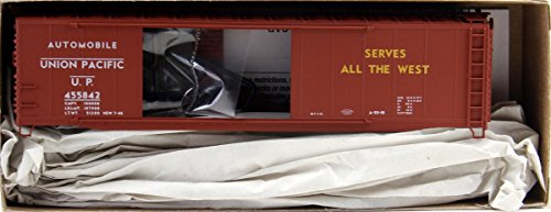 - Accurail 5234 HO Union Pacific 50' Double Door Boxcar