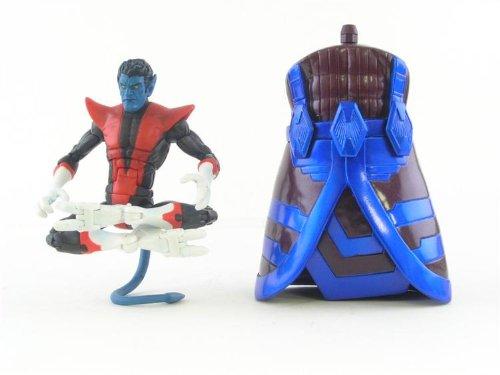 Marvel Legends Series 9 Action Figure Nightcrawler Toy Biz
