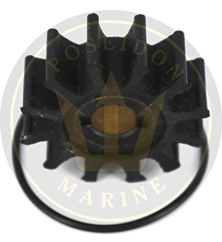 CEF Impeller for Volvo Penta MB2/50S RO: 3555413 3555413-8 3551603 by CEF (Image #2)