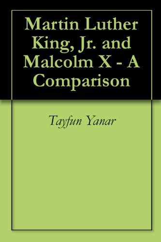 similarities between mlk and malcolm x