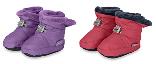 Sterntaler Chaussures de bébé 21/22(Prune)
