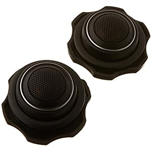 Infinity REF-275tx 135W Reference Series Edge-Driven Textile Car Tweeters, 3/4""