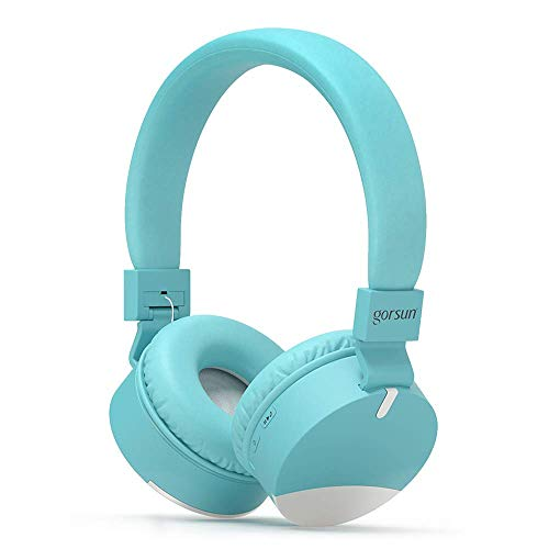Gorsun Premium Kopfhörer für Kinder, Bluetooth Kinderkopfhörer mit...