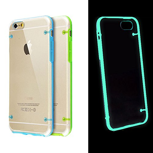 Luminous Glow in the Dark Cover Case for