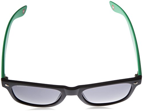 Soleil Lenses Multicolore de Mixte Black Multicoloured Lunettes Smoke Montana Green FnSOqxEnw
