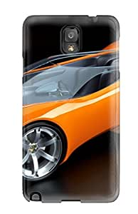 Lotus Crazy Concept Case Compatible With Galaxy Note 3/ Hot Protection Case 1817295K31954465