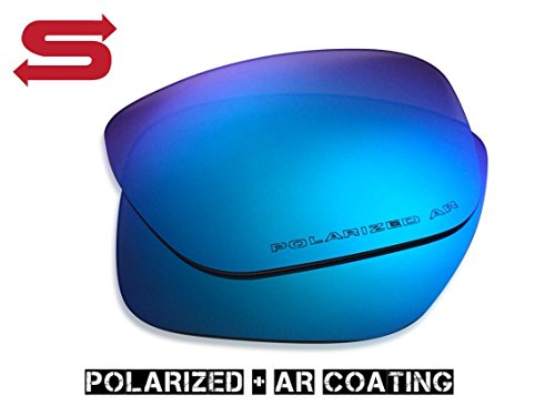 ICE BLUE Oakley Holbrook Lenses POLARIZED by Lens Swap. QUALITY & FITS - Holbrook Lens