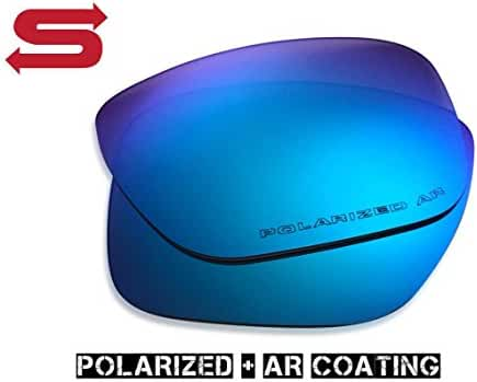 BLUE ICE Oakley Holbrook Lenses POLARIZED by Lens Swap. GREAT QUALITY & FITS PERFECTLY. Oakley Holbrook Replacement Lenses.