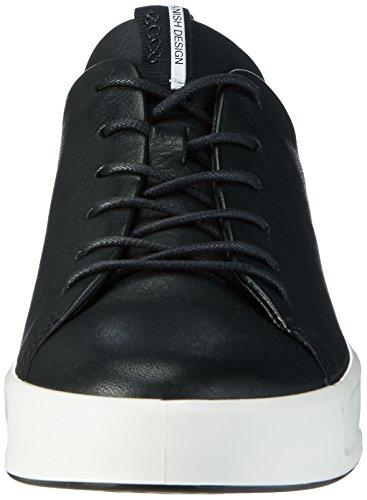 Women's Sneaker Black Fashion ECCO Soft 8 qvapP4x4T