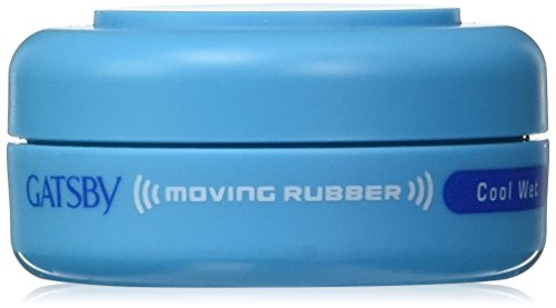 Gatsby Moving Rubber MINI Cool Wet, 15g