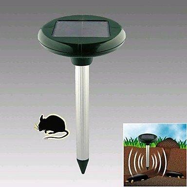 Frequency Conversion Solar Mole Repeller Mosquito Killer Light Pest Killer Outdoor Lights