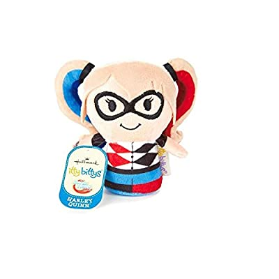 itty bittys DC SUPER HERO GIRLS HARLEY QUINN Stuffed Animal Itty Bittys Superheroes; Movies & TV: Toys & Games