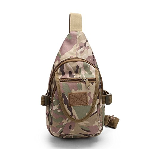 X sling mochila Escolares 28 Cm Colorido mochilas Mochila Hombro b 10 De Men 20 For Wewod Militar Pecho h l w Bag Un Hombro vwZqFCvp