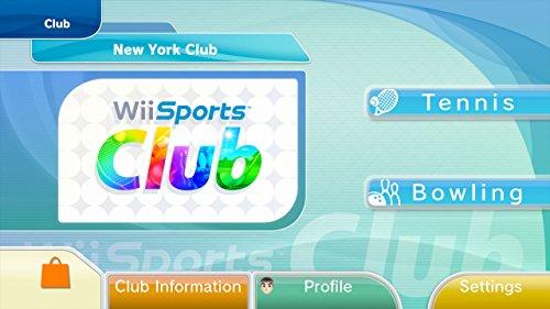 Wii Sports Club - Tennis - Wii U [Digital Code]