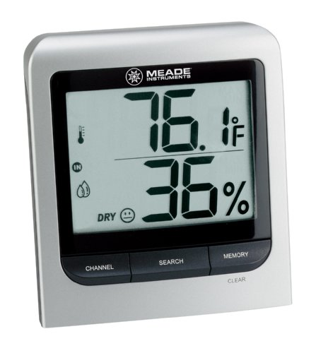 Meade Instruments TM005X M Wireless Hygrometer product image