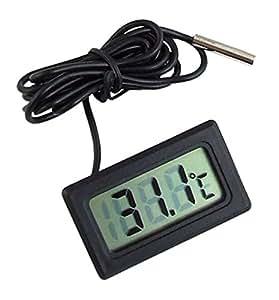 AmaranTeen - LCD Fridge Freezer Temperature Digital Thermometer