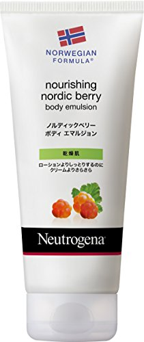 Japan Personal Care - Neutrogena  Norway Formula Nordic berr