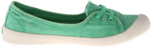 Palladium FLEX BALLET Damen Peep-Toe Ballerinas Irish Green
