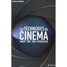 Les techniques du cinéma : Image son post-production