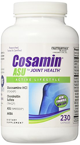 NUTRAMAX Cosamin Asu 230 Count product image