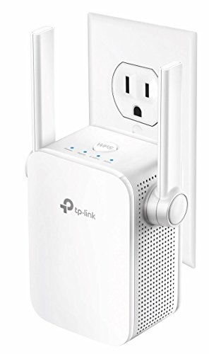 TP-Link | AC1200 Wifi Extender | Up to 1200Mbps | Dual Band Range Extender, Extends Internet Wifi to Smart Home...