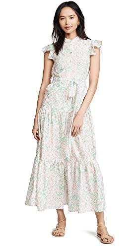 PALOMA BLUE Women's Isabel Dress, Blossom Pink, Medium ()