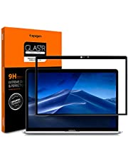 Spigen Tempered Glass Screen Protector Designed for MacBook Pro 15 inch Retina (2015-Current) [9H Hardness]