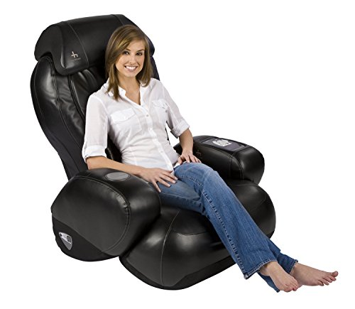 iJoy-2580 Premium Robotic Massage Chair | Cup Holder | Auxiliary Power Outlet | Full Recline | Black Color Option by Human Touch (Image #11)