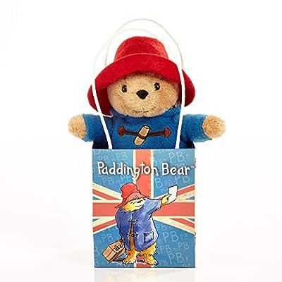 Rainbow Designs Classic Paddington Bear in Union Jack Bag: Toys & Games